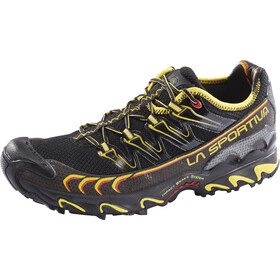 La Sportiva Ultra Raptor Running Shoes Herren black/yellow